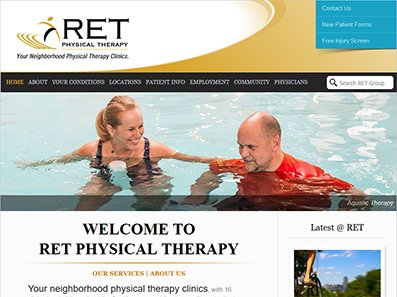 RET Physical Therapy Group